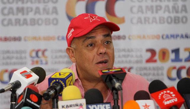 PSUV pide al CNE intercambiar 10 estados ganadores por Miranda