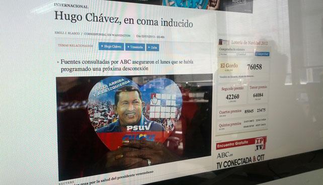 Diario ABC de España asegura que el periodismo serio y la información veraz serían desconectados hoy