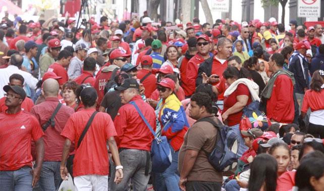 21 mil Chávez que murieron a manos del hampa no pueden asistir a toma de posesión