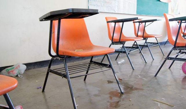 Estudiante argumenta causa sobrevenida para salir de clases por seis años
