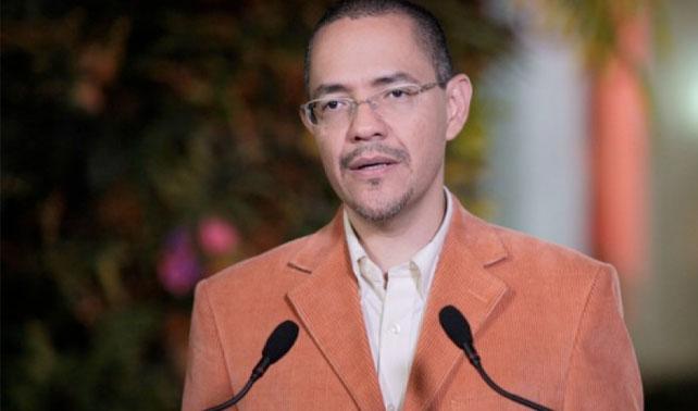 """Villegas: """"Chávez se encuentra estable en la situación esa que no les diré cuál es"""""""