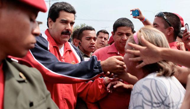 """EXTRA: se registra el primer """"Maduro, dame mi casa"""" en el territorio nacional"""