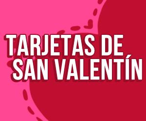 Tarjetas de San Valentín por El Chigüire Bipolar