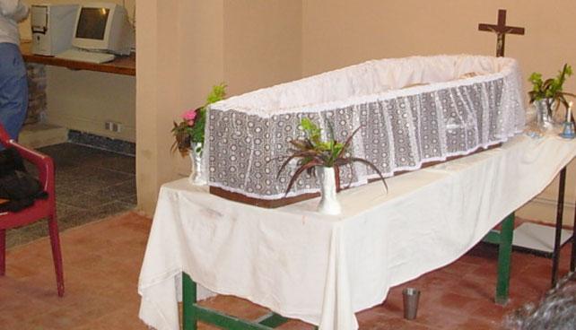 Funeral de víctima del hampa no es utilizado como campaña electoral