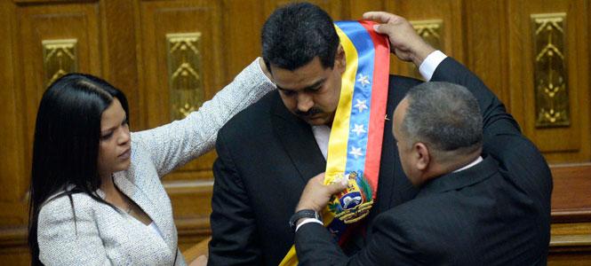 Maduro jura que en menos de un año tendrá 80% de desaprobación
