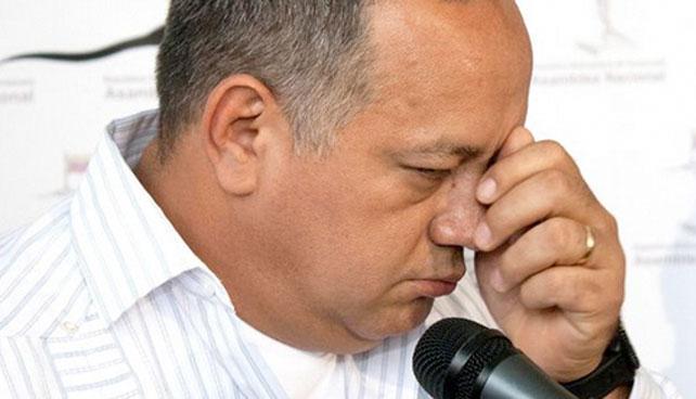 Reporte: Diosdado Cabello está angustiadísimo con la inflación