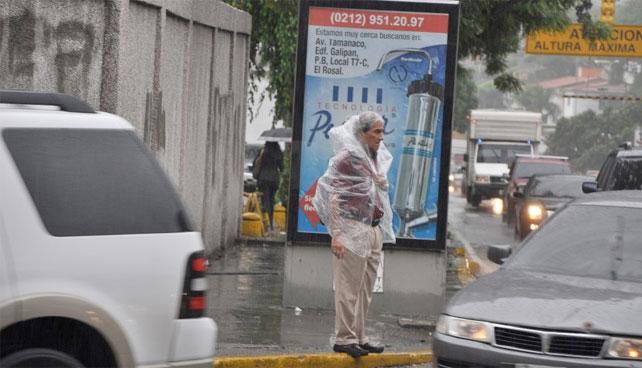 Alcaldía de Caracas activa Plan Improvisación ante la Lluvia 2013