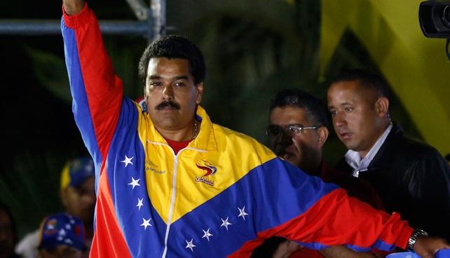 Maduro electo como Responsable de Crisis Económica para el período 2013-2019