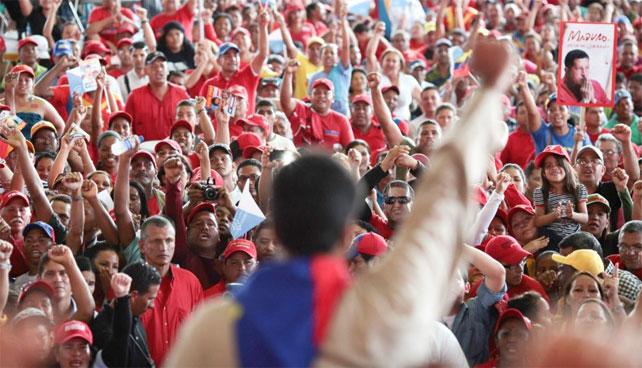 Maduro promete acabar con la corrupción, no ahorita, sino cuando gane