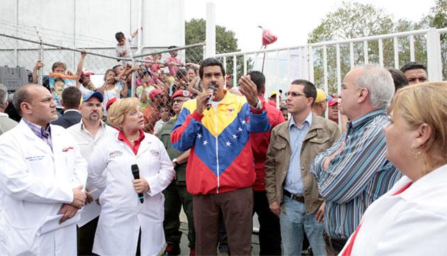 Maduro pide investigar los 4500 asesinatos que han sucedido en su gobierno