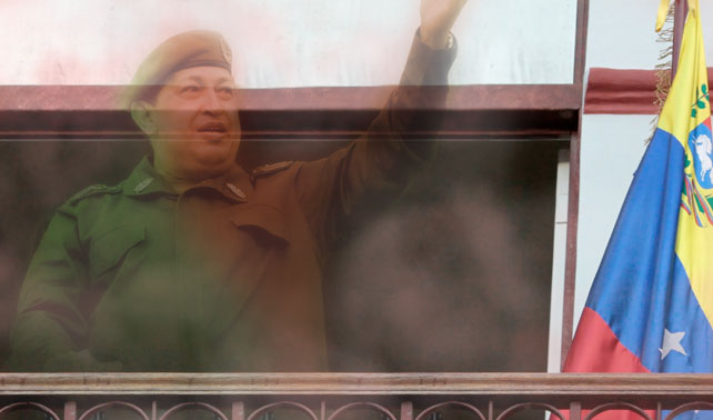 Fantasma de Chávez ordena cerrar medios que no celebraron su premio de periodismo