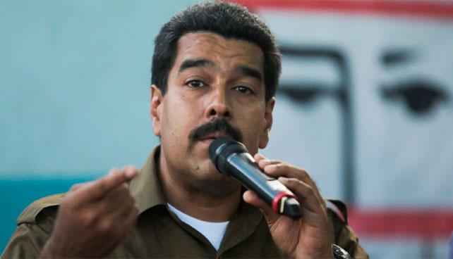 """Maduro: """"La oposición compró 18% de inflación en Colombia para atacarme"""""""