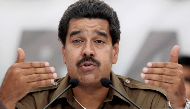 """Maduro apoyará matrimonio gay cuando """"inventen vacuna contra la mariconería"""""""