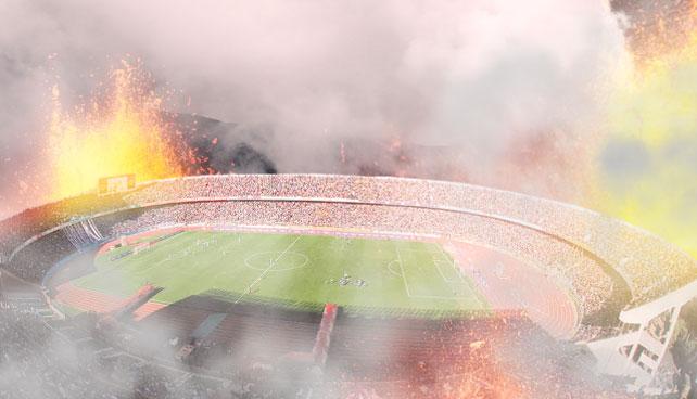 Bolivia anuncia que próximo juego en casa será sobre un volcán en erupción