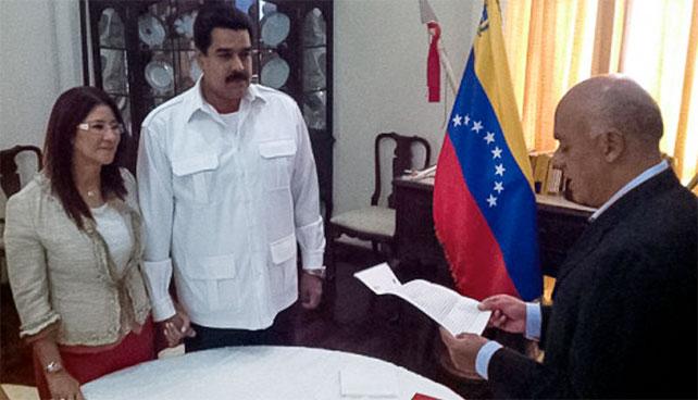 Crónica: El Chigüire Bipolar se colea en la boda de Nicolás Maduro