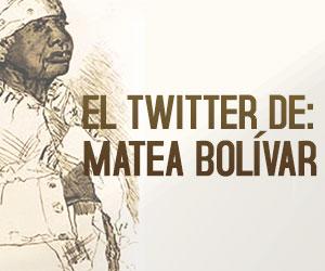 El Twitter de: Matea Bolívar