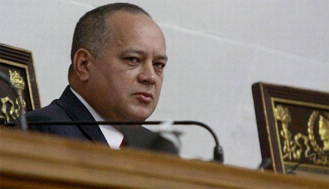 Diosdado Cabello otorga super-inmunidad-parlamentaria-infinita a Diosdado Cabello