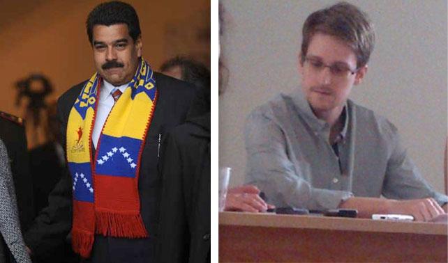Para superar despecho por Snowden, Maduro le da asilo a 4 toneladas de helado