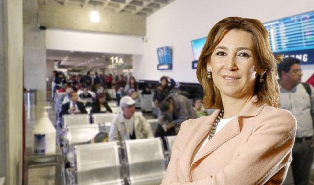 Señora rompe récord de hablar mal del país luego de 5 milisegundos de entrar al terminal internacional