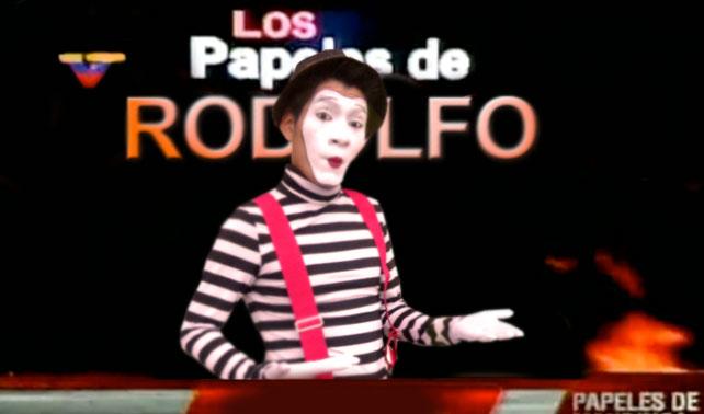 VTV despide a mimo que reemplazó a Nolia por hacer gestos muy radicales