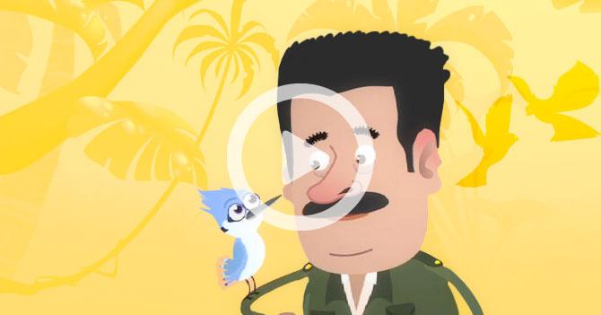 Isla Presidencial: Maduro, El Encantador de Pájaros Homofóbico