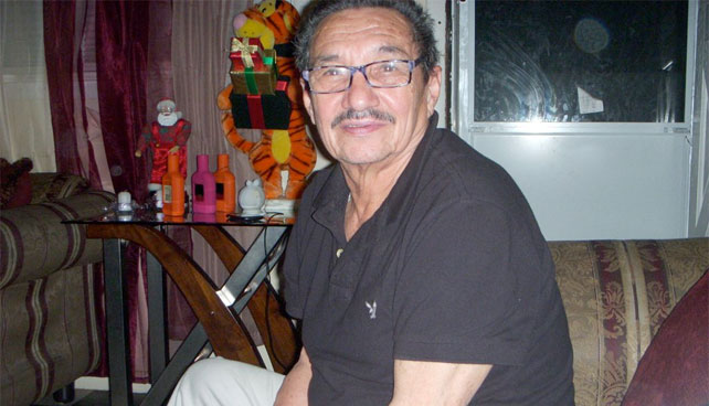 Entrevista a Rufino Flores, el primo de Cilia al que no le han dado un cargo