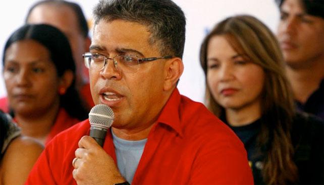Jaua anuncia demolición de Gobernación de Miranda para construir un jardín infantil