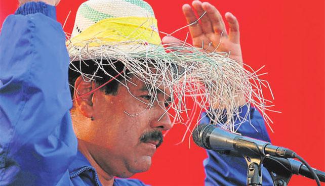 Oposición demuestra que Maduro es colombiano porque se la pasa viendo Betty la fea