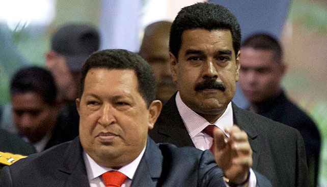 Maduro acusa a Chávez de sabotaje por haber elegido a un inepto como sucesor
