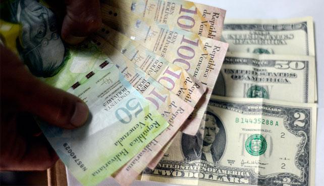 Viceministerio para la Suprema Felicidad del Pueblo Venezolano bajó dólar paralelo a -4,30