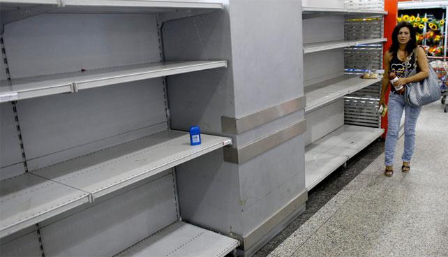 """Micro """"Los beneficios de la escasez"""" todo un éxito entre el chavismo"""