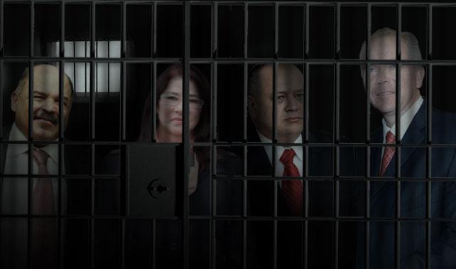 Amanecen presos todos los que aplaudieron el discurso de Maduro en la Asamblea