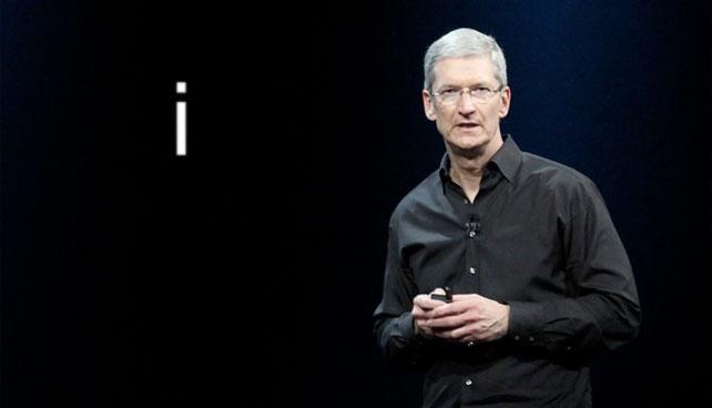 """Apple presenta el nuevo """"i"""""""