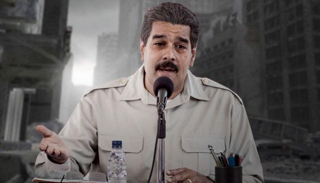 """Maduro en el 2017: """"Que no quede una roca en la tienda de rocas"""""""