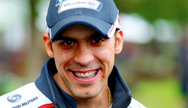 PDVSA le da 10000 becas universitarias a Maldonado para que busque cupo en la F1
