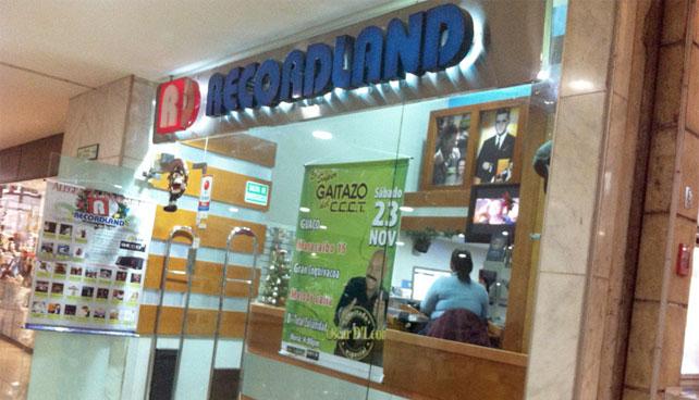 Recordland exige ser fiscalizado para conseguir clientes