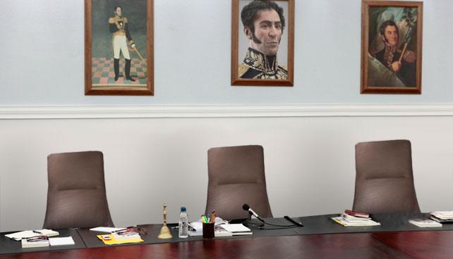 Espacio vacío resulta ser más capaz que ministros que renunciaron