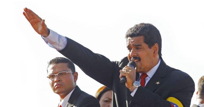 """Maduro: """"Me llamarán dictador, pero voy a hacer todo lo que hace un dictador"""""""