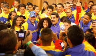 Maduro dice que le dará una