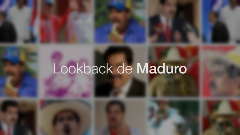 La película de Facebook de Maduro