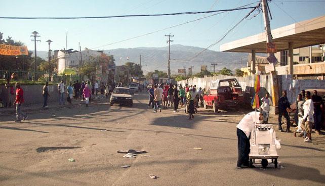 Heladeros venezolanos comienzan a aparecer en calles de Haití
