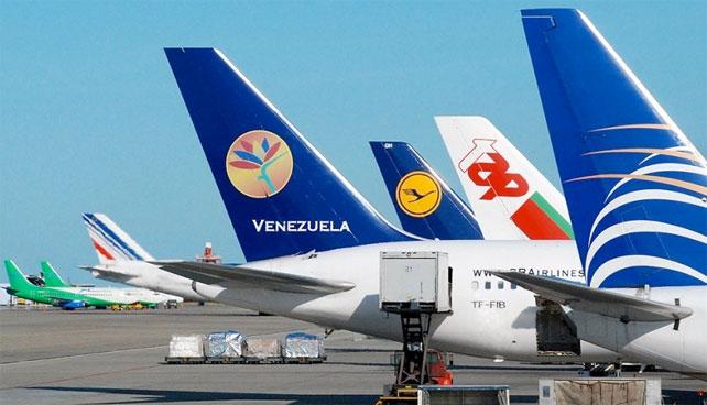 Maduro dice que Venezuela está abierta a cualquier aerolínea que quiera venir a quebrar