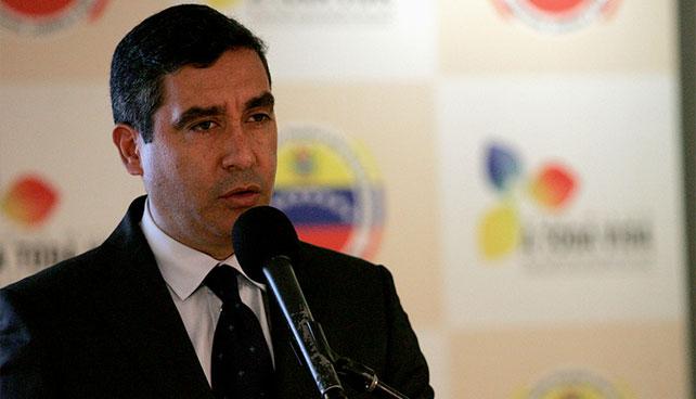 Rodríguez Torres revela que guarimbas evitaron que Venezuela quedara en el mundial