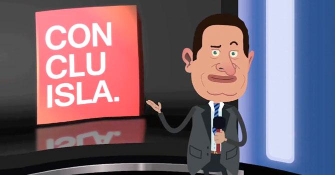 Isla Presidencial: #ConcluISLA con Fernando del Rincón