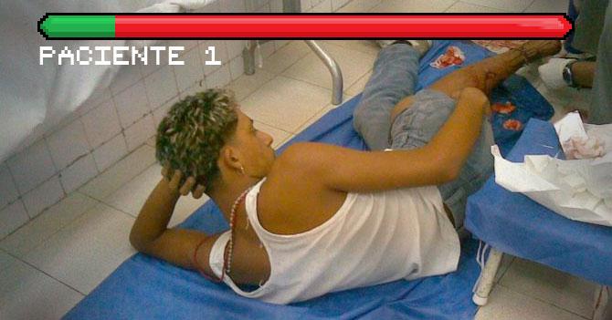 Médicos piden a pacientes que esperen a que se regenere la barra de salud