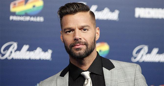 Ricky Martin sigue evadiendo que está viejo