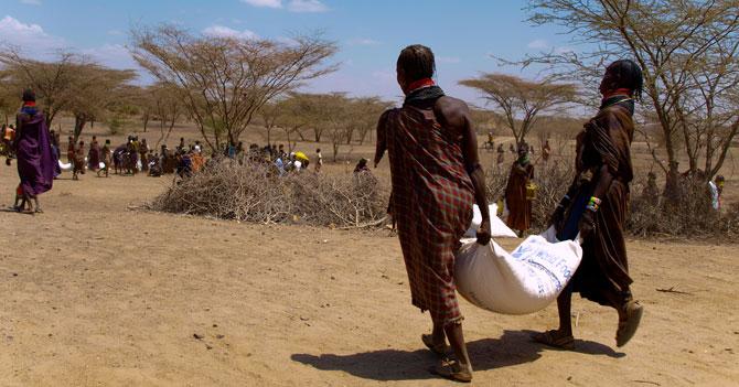 Niño que se come toda la cena salva África