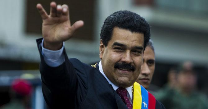 Maduro asegura que dólar a 6,30 todo el año se refería solo al año de Enero