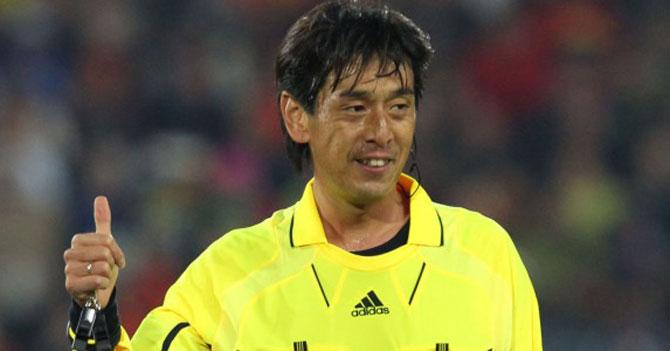 Esquivel pide a la FIFA el teléfono del árbitro japonés