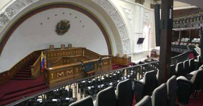 Impuestos de venezolanos llenan de aire acondicionado la Asamblea Nacional